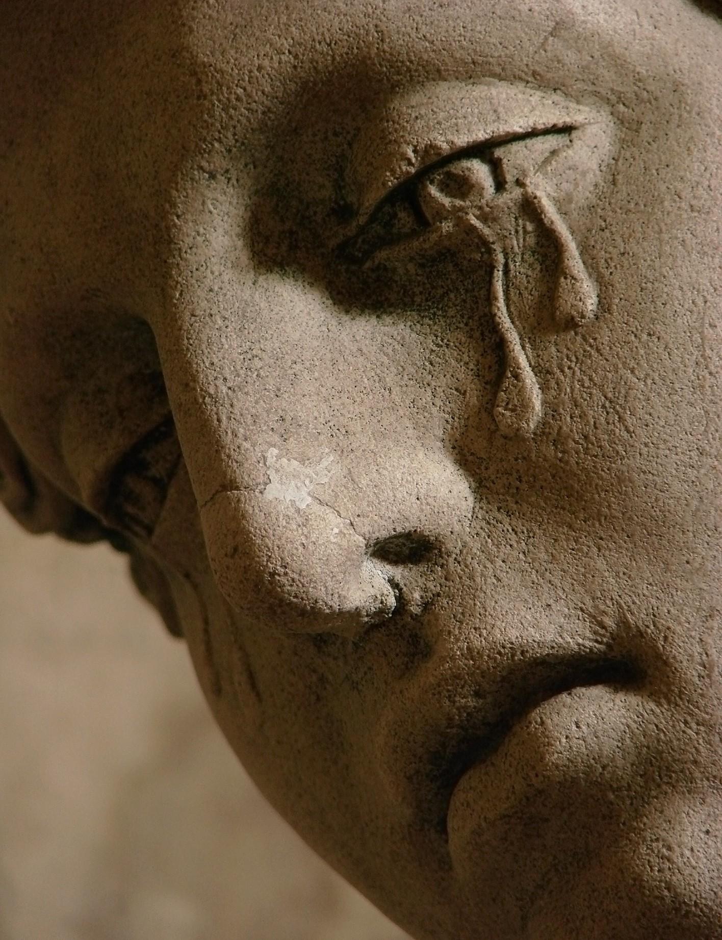 ¿Por qué es sano llorar?