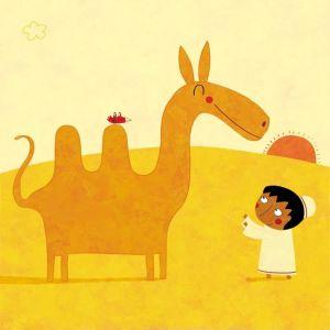 El camello sin cuerda