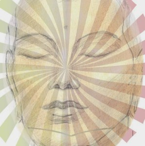 Practica el ejercicio de la rueda de la conciencia de la mente: una metáfora de la conciencia plena.