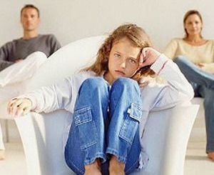 Errores que cometen los padres separados