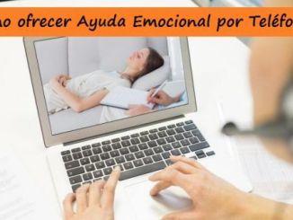 Consejos al ofrecer Ayuda Emocional por Teléfono