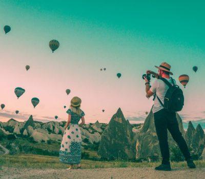 10 Modi in cui Viaggiare all'Estero rende le Coppie più Forti