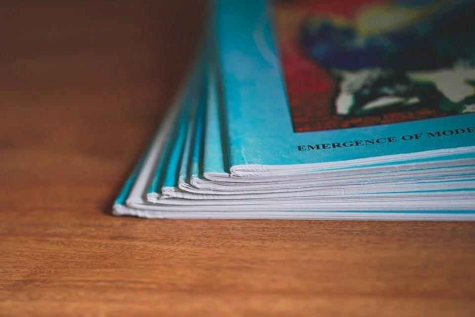 Lista de publicaciones importantes en psicología