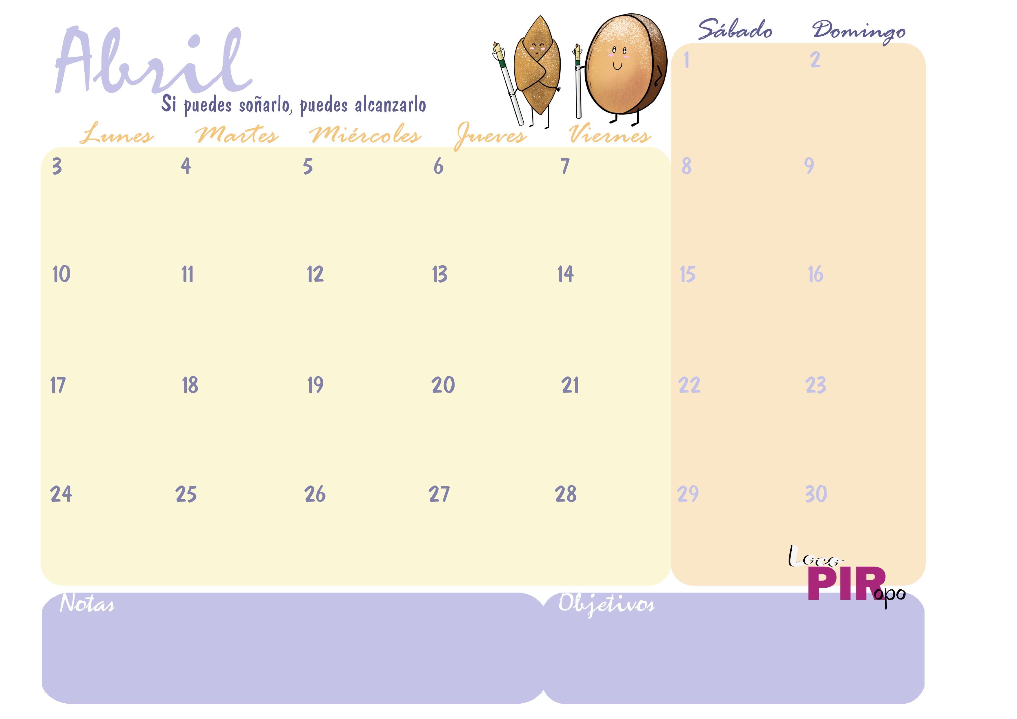 planifica Abril