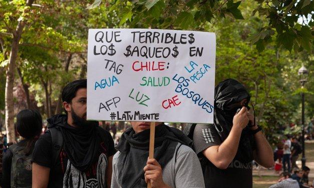 UN NUEVO TRATO. Reflexiones a propósito de la serie de manifestaciones en Chile