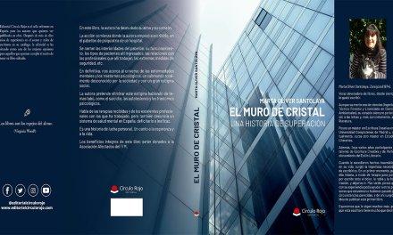 SINOPSIS LIBRO «EL MURO DE CRISTAL»