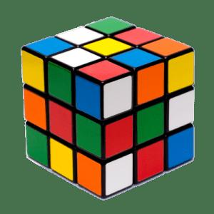 psicología cubo rubik
