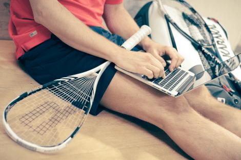 trabajo y deporte