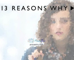 13 reasons why analisis psicologico
