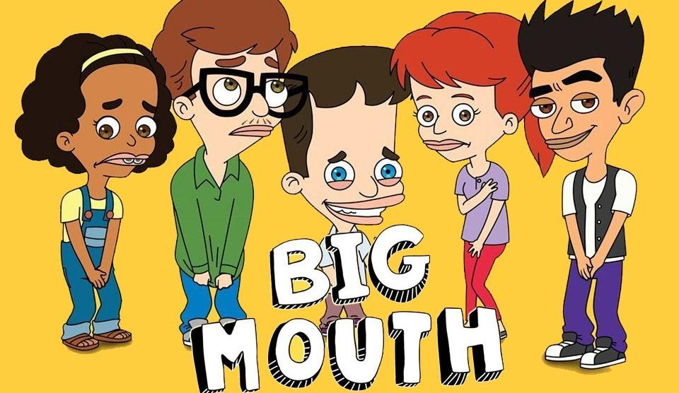 Image result for big mouth