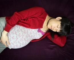 sueño embarazo trastorno