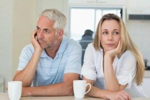 Sintomi crisi di coppia. Distorcere il passato