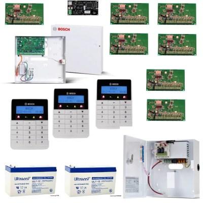 Bosch amax 4000 Ολοκληρωμένο σύστημα συναγερμού 64 ζωνών.