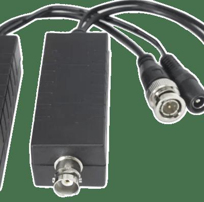 DAHUA PFM810 POC Τροφοδοσία καμερών μέσω απλού ομοαξονικού καλωδίου
