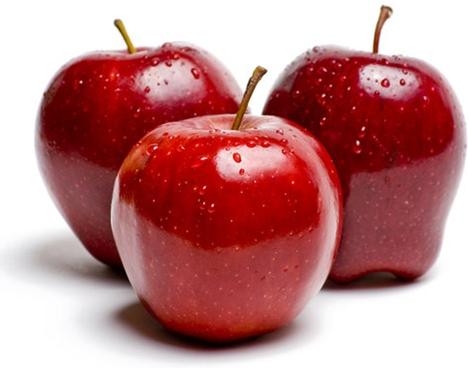 История об отношениях на примере красных яблок.