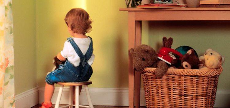 Как неэффективные меры наказания приводят к нарушению поведения у детей.
