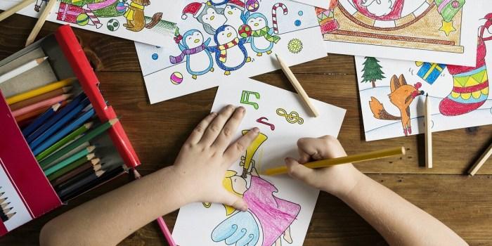 Dečiji crtež - Deciji psiholog - Psiholog Viktorija