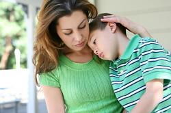 тревожность у детей фото