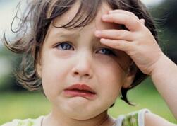 стресс у ребенка фото
