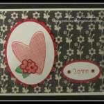 Easy Handmade Valentine's Day Card