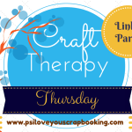 New Craft Link Party Starting January 8th!