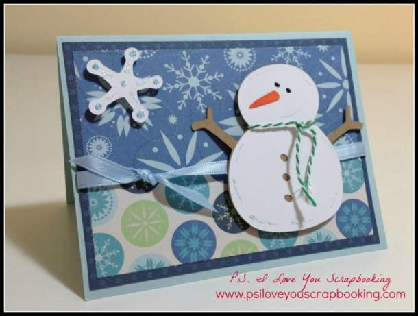 Handmade Christmas Cards - P S  I Love You Crafts