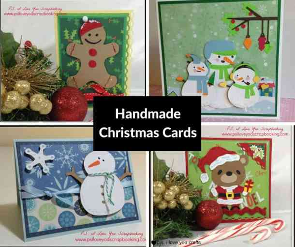 Handmade christmas cards ps i love you crafts guide to adhesives m4hsunfo