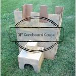 How to Make a Cardboard Castle