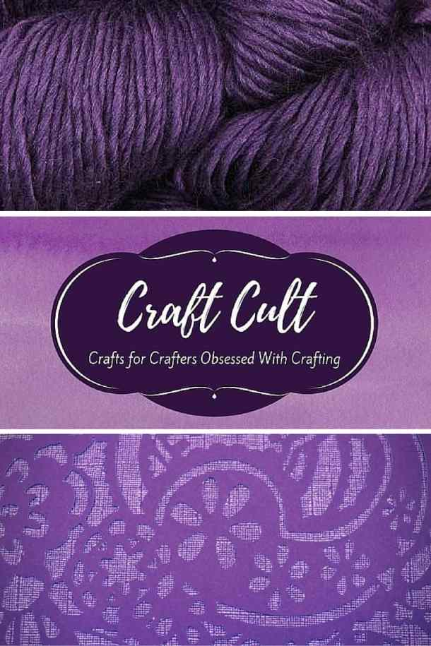 Join the Craft Cult! A Creative community or crafty crafters obsessed with crafting!