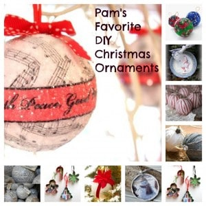 Christmas Ornaments - Here are more than 30 Christmas Paper Crafts for you to try this season. There are handmade Christmas Cards, decorations, Christmas ornaments, Gift wrapping ideas, gift tags, and printable Christmas decor. So many great ideas!