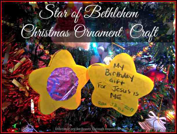 Star of Bethlehem ornament - Here are more than 30 Christmas Paper Crafts for you to try this season. There are handmade Christmas Cards, decorations, Christmas ornaments, Gift wrapping ideas, gift tags, and printable Christmas decor. So many great ideas!