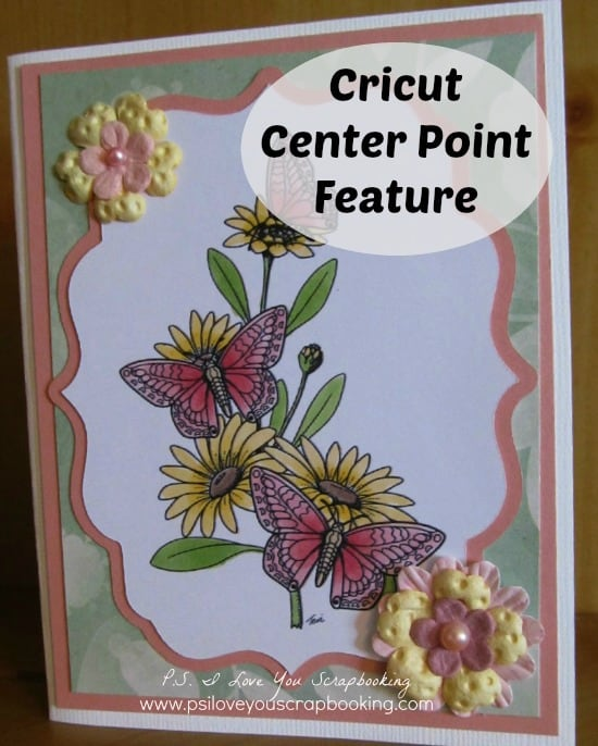 Learn to Use the Cricut Center Point Feature on the Cricut Expression Machine.