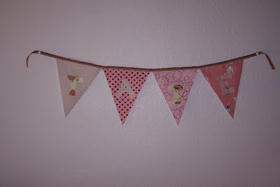 Personalized name banner - DIY Pennant Banners can be made for any holiday or occasion. They look great hanging on a mantel as part of your home decor or on the wall for a party decoration. They are easy to make to fit any theme or budget. They are particular popular for birthday parties, and bridal showers,