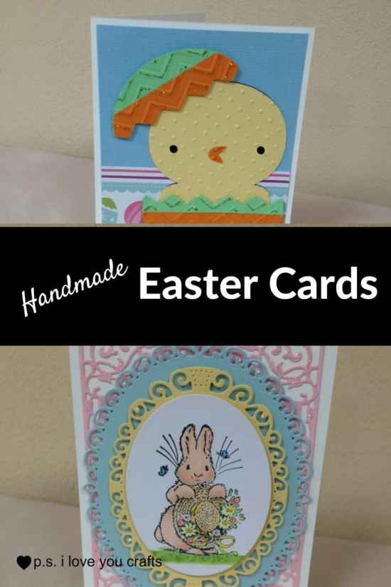 easter card ideas for you to try p s i love you crafts