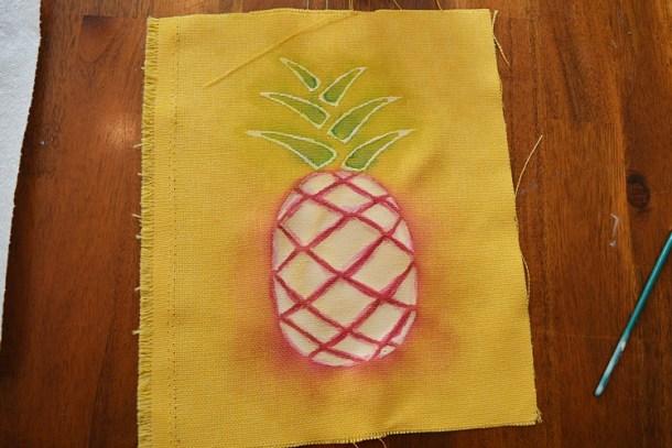 Jacquard dye-na-flow watercolor fabric paints