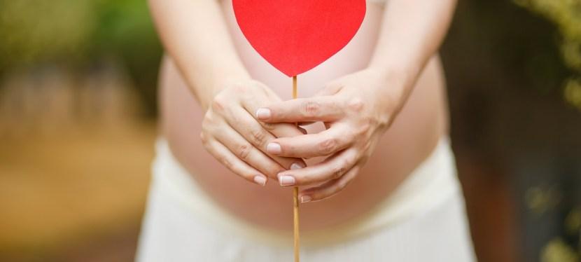 Afrontar el embarazo positivamente
