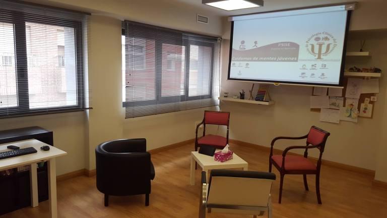 Sala A (infantojuvenil) de Psise Madrid