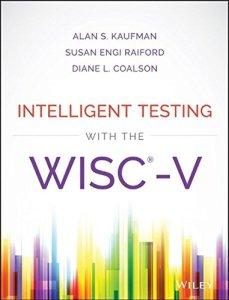 Portada del manual de la WISC V