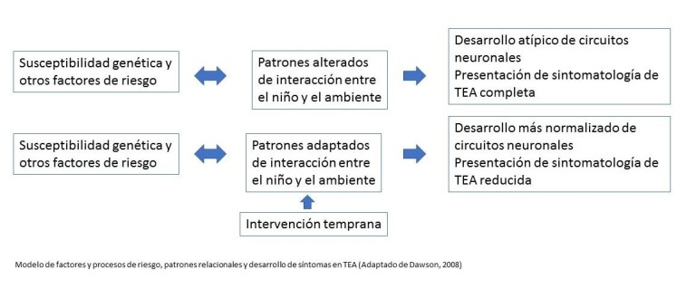Factores de riesgo de los TEA - psisemadrid.org