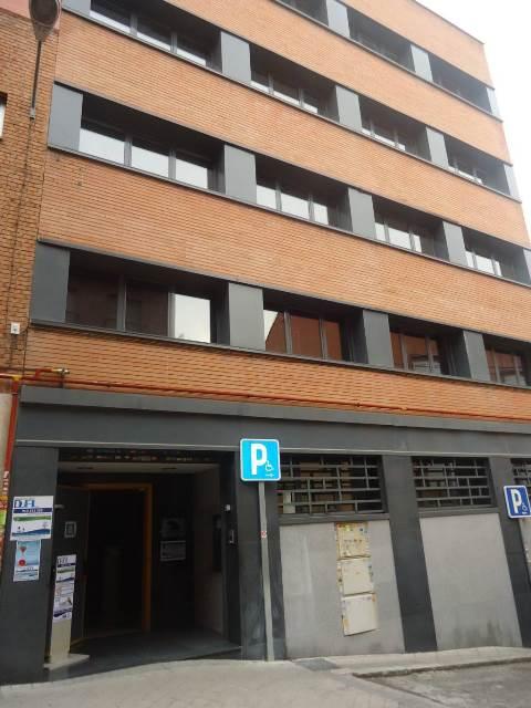 Foto edificio en Calle Albendiego 7, Madrid