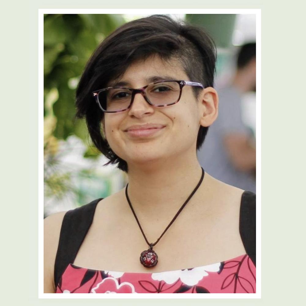Grad. Scholarship Spotlight: Christina Del Carpio, Chi Delta '11