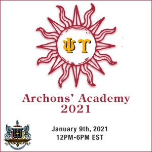 1.9.2021 – Archons' Academy