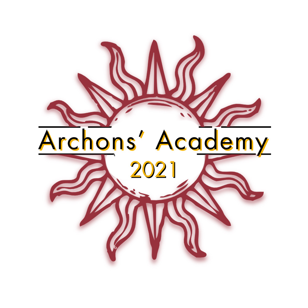 2021 Archons' Academy Schedule of Events