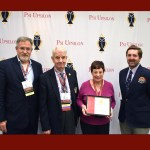 177th Convention honors Chuck & Lynn Werner, Omega '55 & '08h (Chicago)