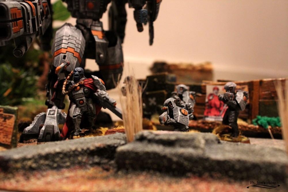 Warhammer 40k - Tau Empire (5/6)