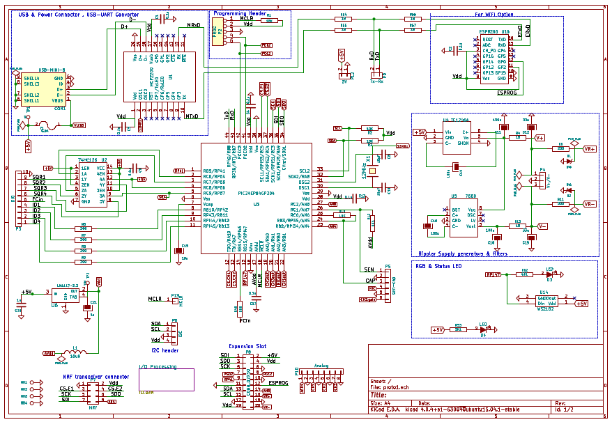 How to Collaborate Design on Hardware Schematics in PSLab Project