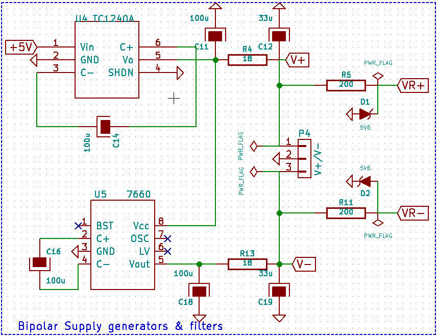 KiCAD Simulation to Validate Circuitry in PSLab Device
