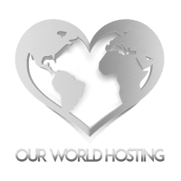 Our World Hosting ~ Affordable, full service web hosting packages.