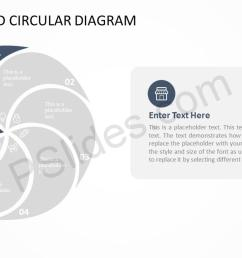 download the free 6 steps solid circular diagram this diagram ppt template can be updated easily allowing the user to fully customize its appearance size  [ 1280 x 720 Pixel ]