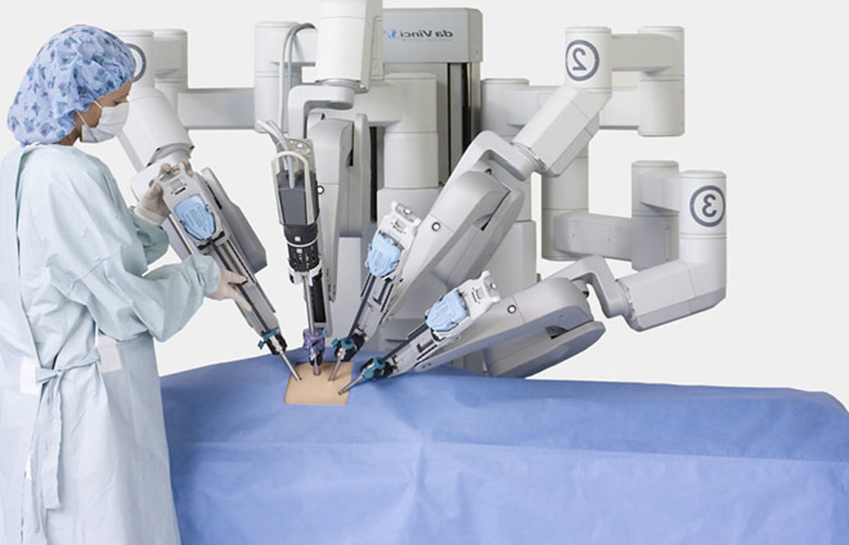 When a University Hospital Backs a Surgical Robot Controversy Ensues  Pacific Standard